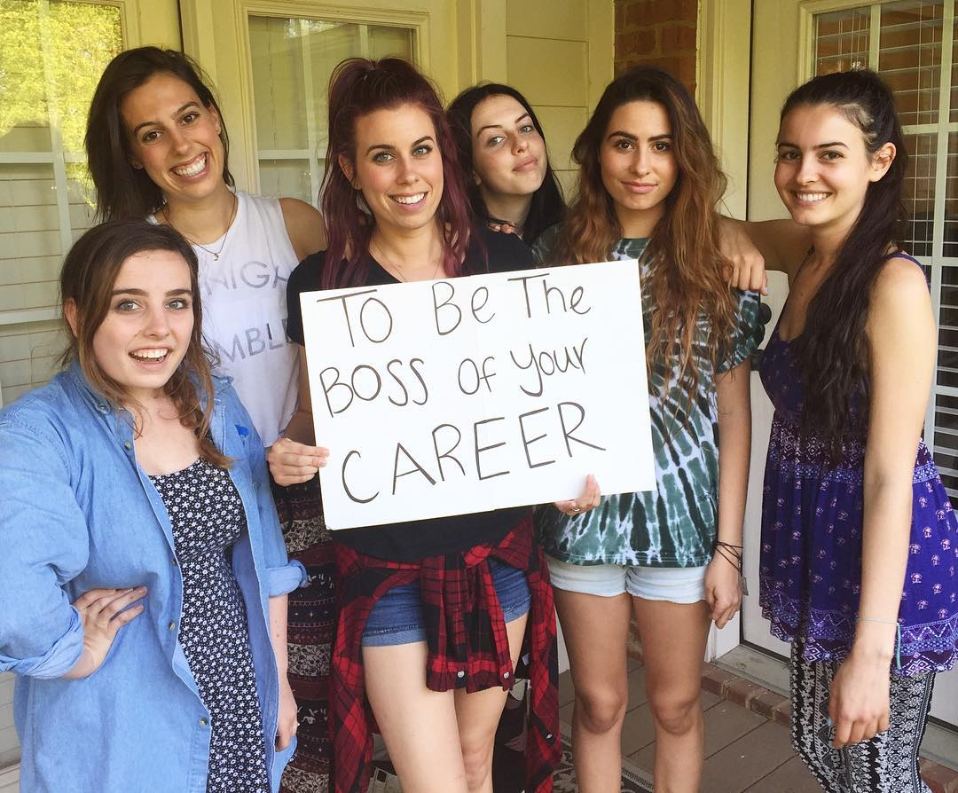 Cimorelli Back Nevertoopretty Campaign To Empower Girls