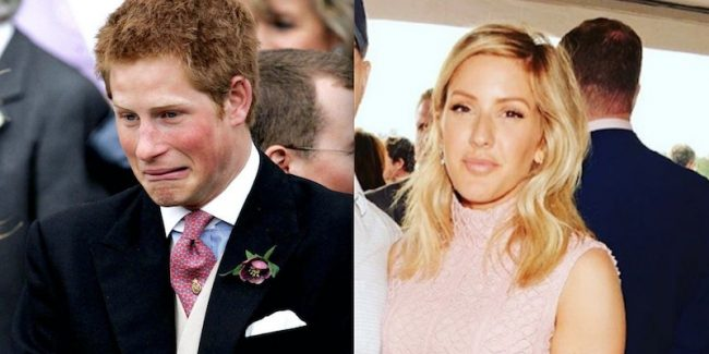 Prince Harry and Ellie Goulding 'secretly courting'