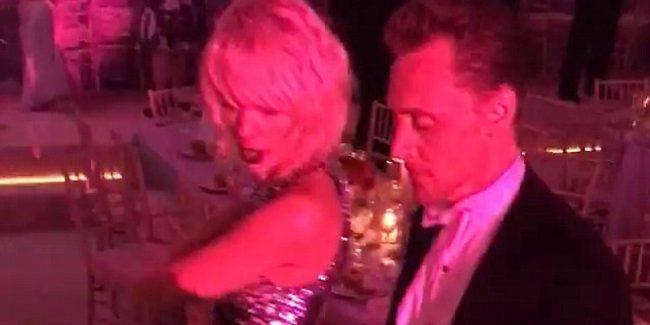 Taylor Swift dating Tom Hiddleston weeks after Calvin Harris split