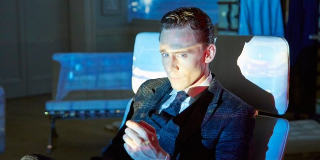 Tom Hiddleston: I'm sorry to disappoint you about James Bond