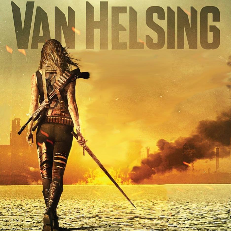 Van Helsing: Preview Stills And Teaser From Syfy's New
