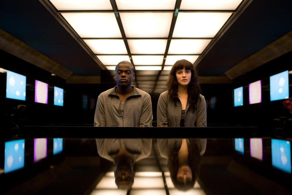 A still from Black Mirror, which is out on Netflix on