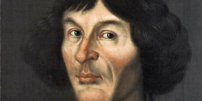 Copernicus, one of the greatest astronomers of all time