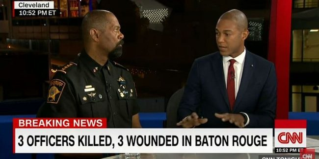 RNC headliner may be Sheriff David Clarke, watch as he spars with CNN