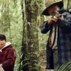 A still from Hunt for the Wilderpeople