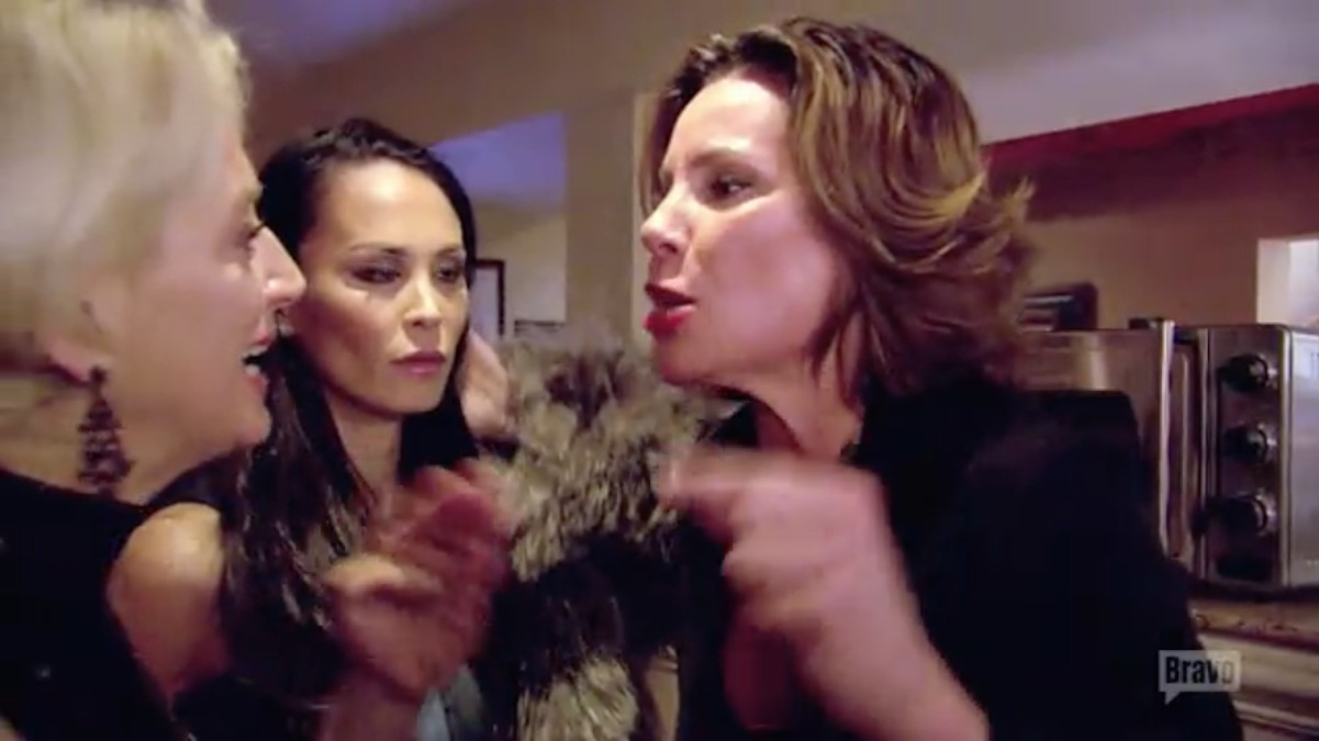 Luann on The Real Housewives of New YorkCity