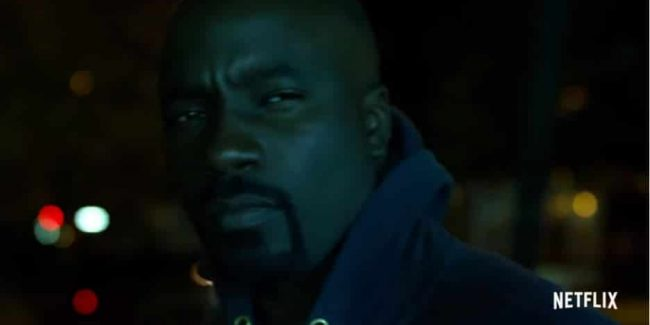Netflix and Marvel 'sizzle' with Luke Cage and more at Comic-Con