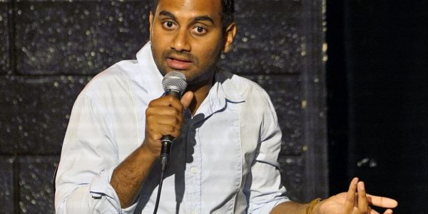 Aziz Ansari attends a UCB Event at Upright Citizens Brigade Theatre Sunset, Los Angeles. Photo by Paul Drinkwater for Universal Television.