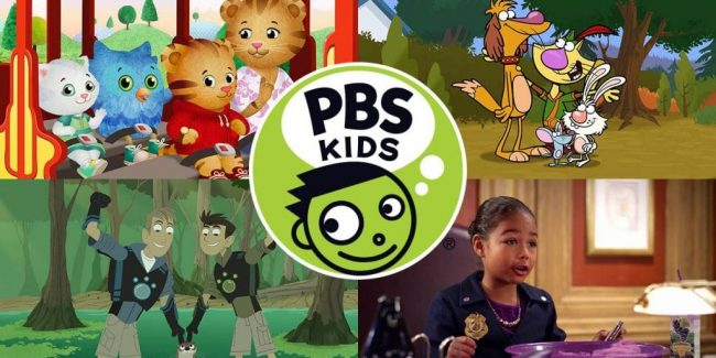PBS KIDS shows will stream exclusively on Amazon Prime for years to come