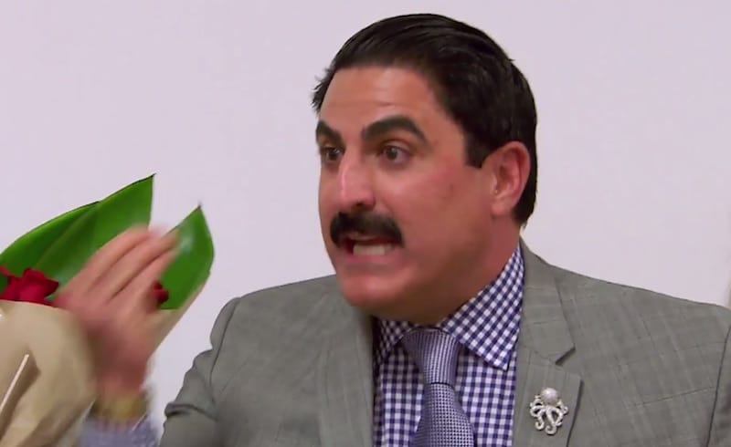 Shahs of Sunset: Reza and GG clash over cheating rumors