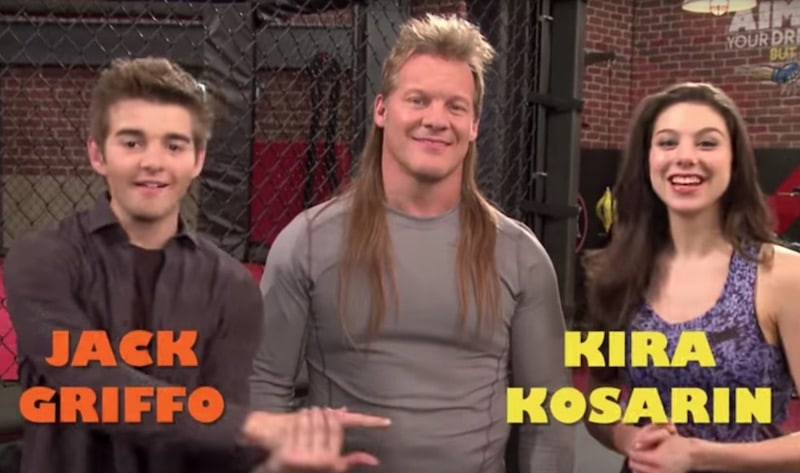 The Thundermans preview and behind the scenes with Chris Jericho