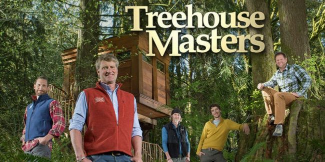 Animal Planet's Treehouse Master will make you feel like a kid