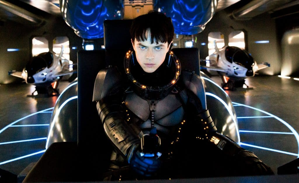 Luc Besson's Valerian and the City of a Thousand Planets