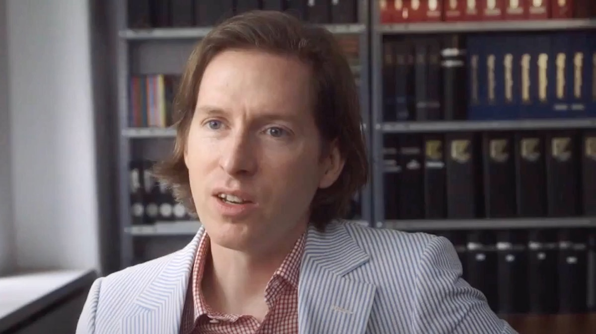 Wes Anderson talks in Hitchcock/Truffaut: Magnificent Obsessions