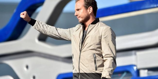 Syfy unleashes Will Arnett live interview show at Comic-Con