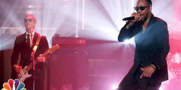 Watch Banks & Steelz make their TV debut on Jimmy Fallon with Giant