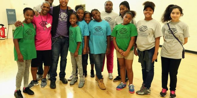 Cuba Gooding Jr. lends his star power to Boys & Girls Clubs of America