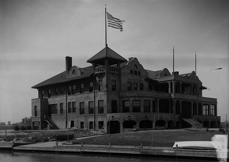 Ghost Hunters The Toledo Yacht Club