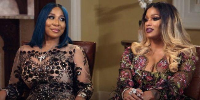 Joseline branded 'Cokeline' on Love & Hip Hop Atlanta reunion special