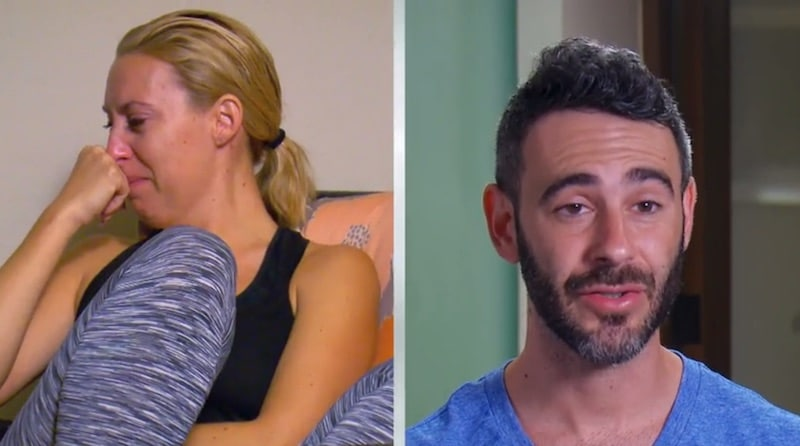 Married At First Sight: Honeymoon disaster for Heather and neck-nibbler Derek