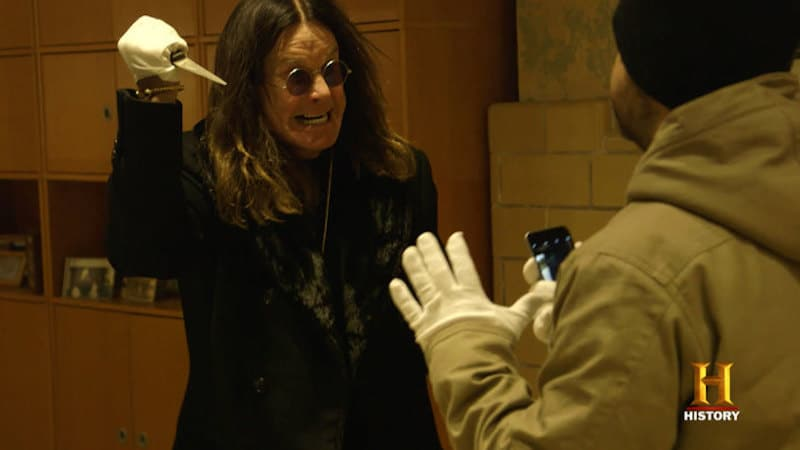 Still from Ozzy and Jack's World Detour