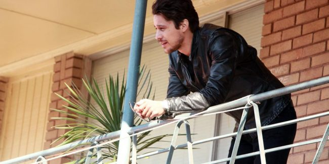 James in Queen of the South