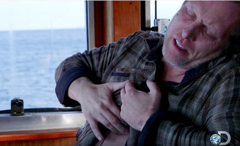 Deadliest Catch: Watch Sig's heart attack unfold in all its