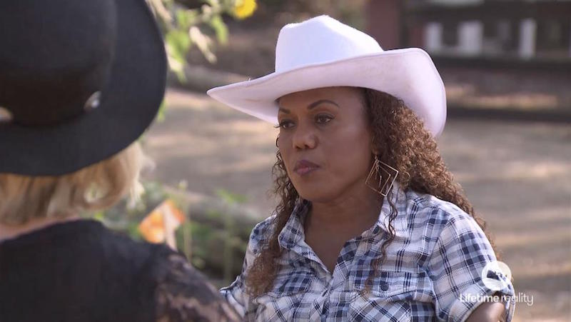 Wild West showdown for Tonya and Terra on Little Women: LA