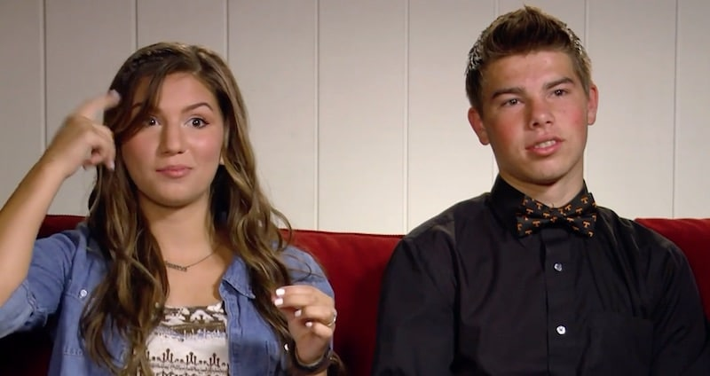 Party-planner Carlin and Trace on tonight's Bringing Up Bates