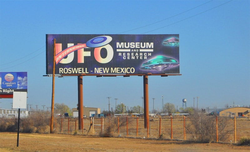 UFO Museum, Roswell