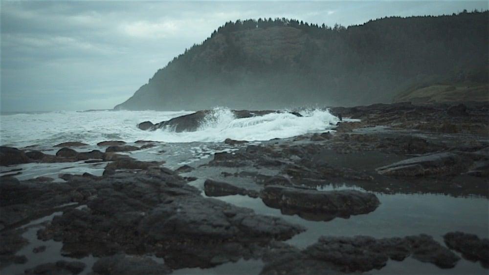 The wild coast breeds a hardy people
