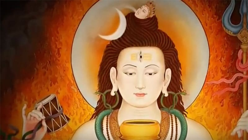 Ancient Aliens and Shiva