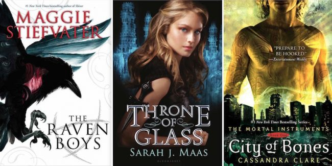 Three of the best young adult books in publication