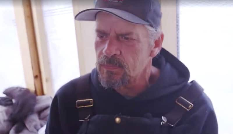 Brad Kelly listens to the news about the haul on this week's Bering Sea Gold — but is he the weak link?
