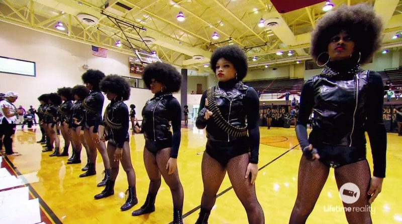 The Dancing Dolls perform powerful slavery routine on Bring It!
