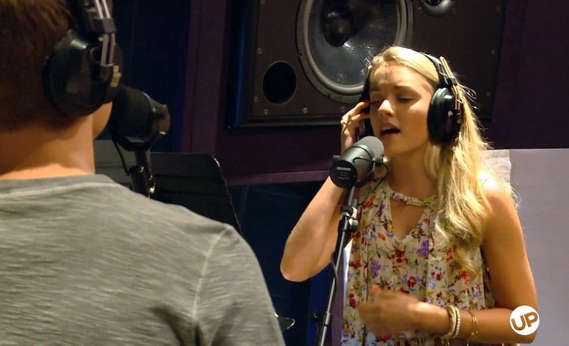 Bringing Up Bates: Lawson duets with The Voice star Emily Ann Roberts