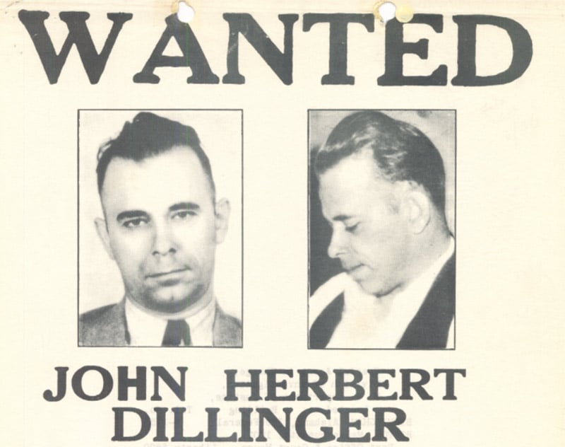 Ghost Hunters and John Dillinger