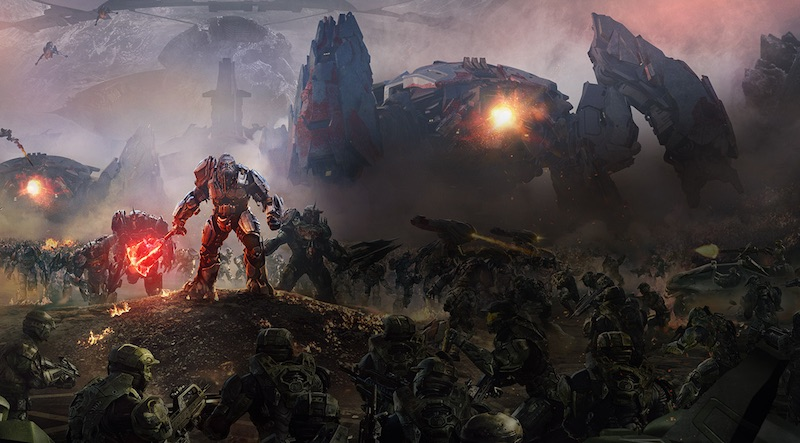 Halo Wars 2, one of the most anticipated upcoming games of 2017