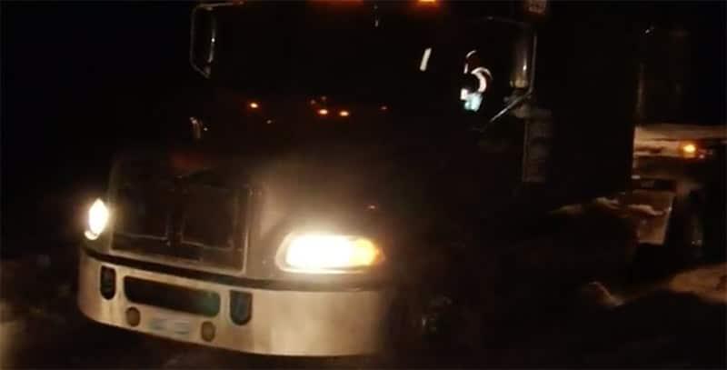 Ice Road Truckers face disintegrating roads and broken trucks