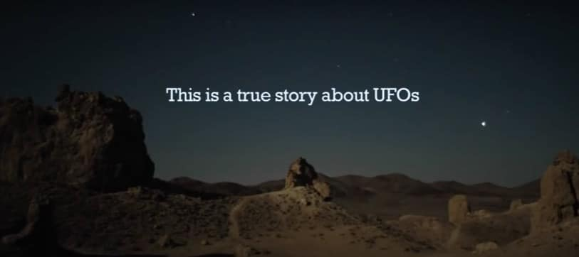 Government misinformation about UFOs exposed in Mirage Men