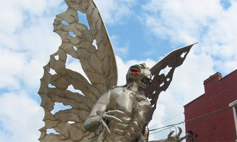 Paranormal Witness recounts the Curse of the Mothman