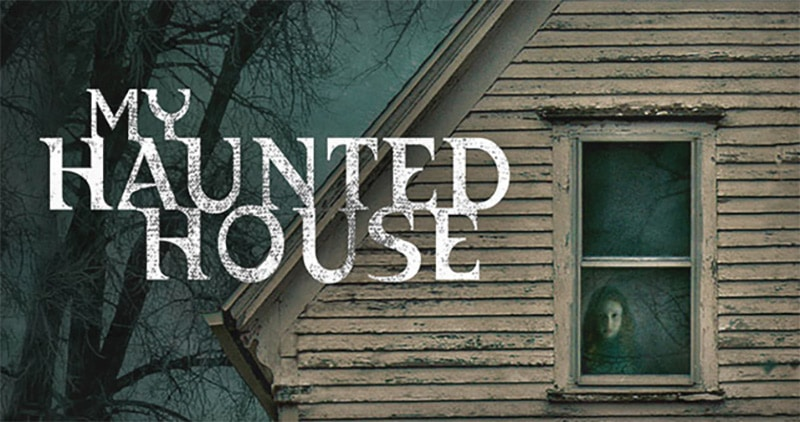My Haunted House marathon tonight on LMN