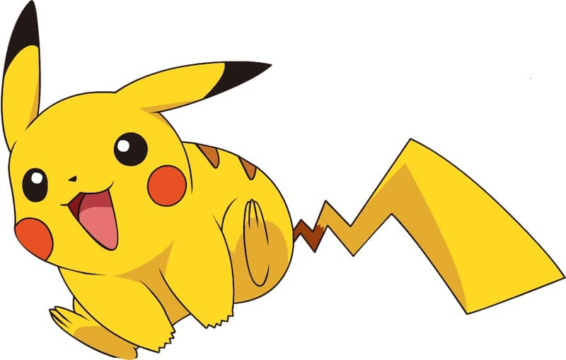A picture of Pikachu