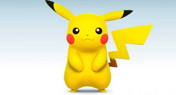 Picture of Pikachu