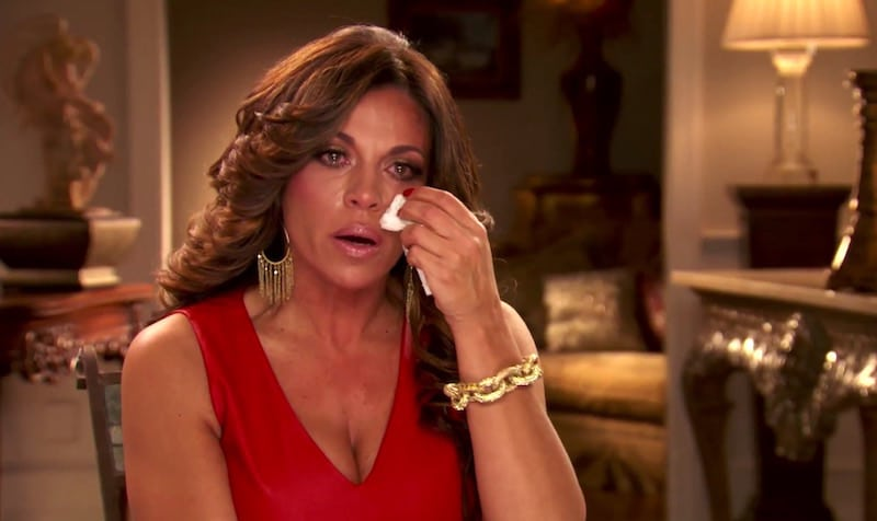 The Real Housewives of New Jersey: Dolores' heartbreak after death of dog Boo
