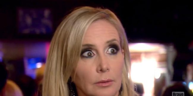Shannon Beador is stunned when her mother-in-law turns up to her daughters' concert on this week's The Real Housewives of Orange County