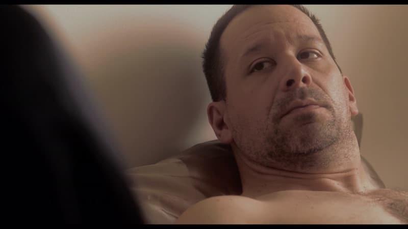 Dan Eberle as Crowley in Sole Proprietor