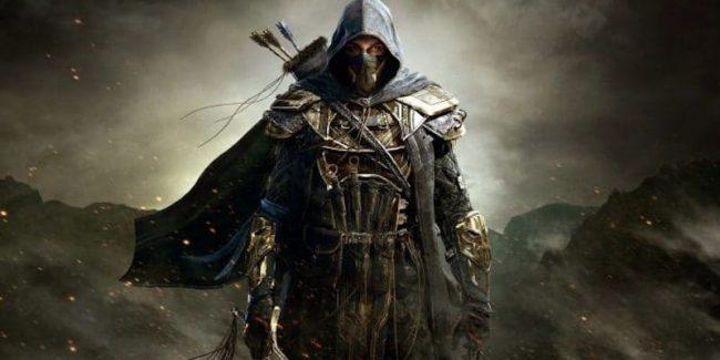 A promotional image of The Elder Scrolls Online