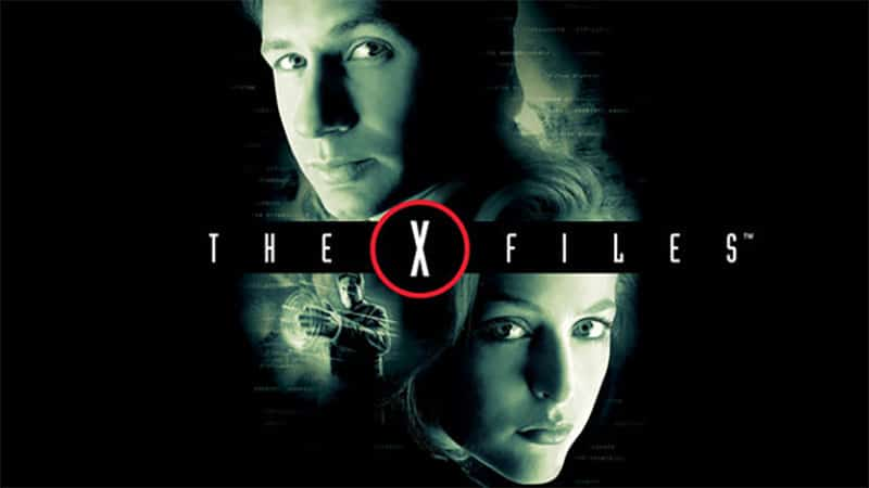 X-Files artwork