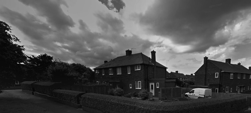 Paranormal Lockdown duo confront violent poltergeist at the Black Monk House
